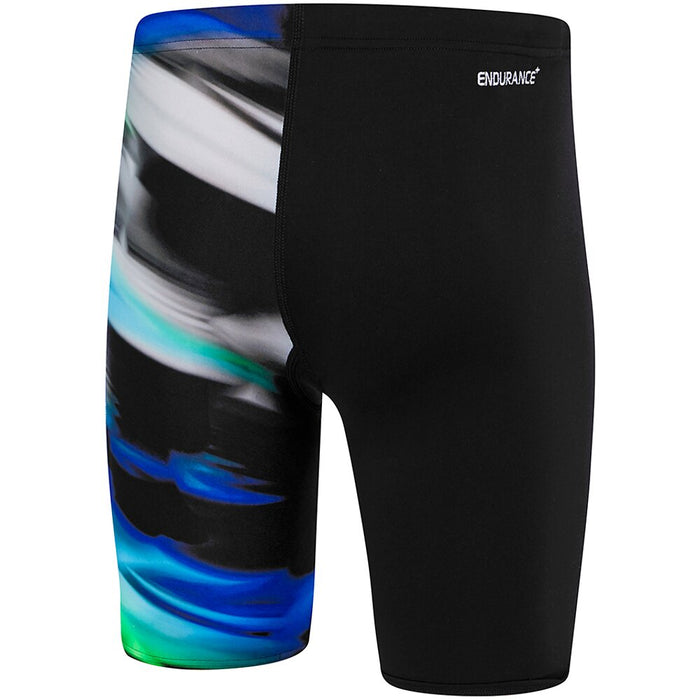 Speedo Mens Zenith Jammer - Black_1274G/7479