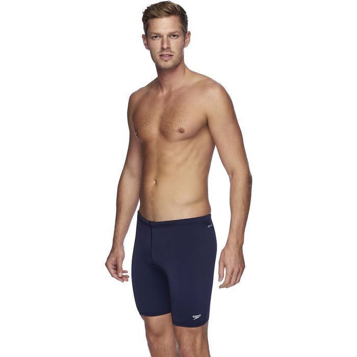 Speedo Mens Basic Jammer - Navy_12C66/6860