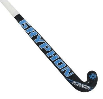 "Gryphon Slasher G17 30"" Junior Hockey Stick - Black/Blue"