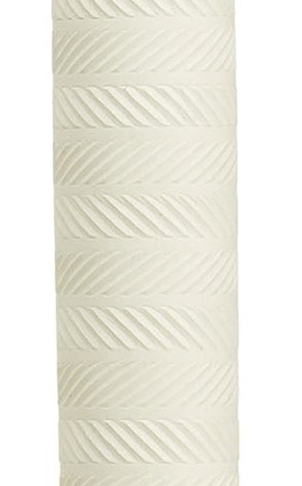 Gray Nicolls Matrix Plus Cricket Bat Grip - White_15644-WHT