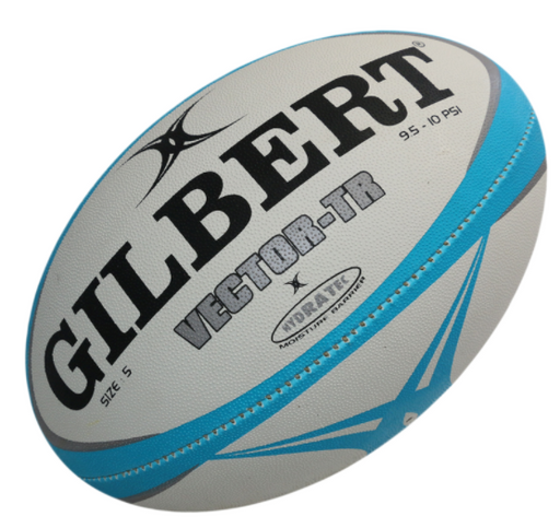 Gilbert Vector Training Ball Size 5 Union Ball - Blue