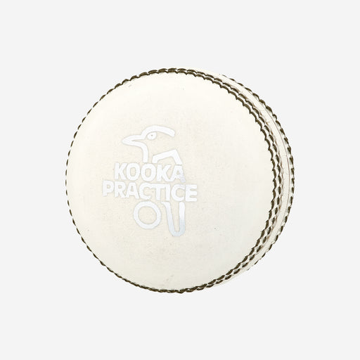 Kookaburra Practice 142g Cricket Ball - White 1A1164W02