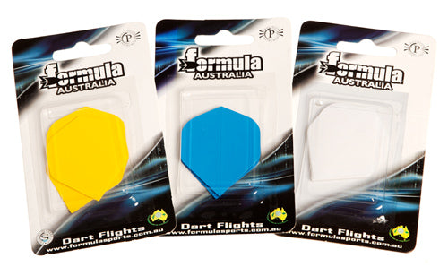 Formula Polyester Plain Square Dart Flights