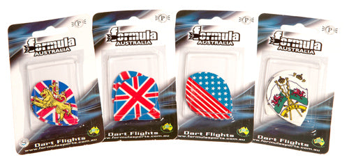 Formula Metronic Pear Dart Flights