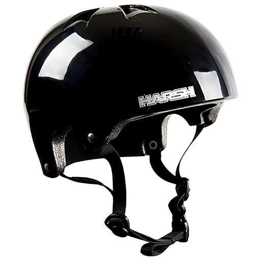 Harsh HX1 Extra Small Skate Helmet - Gloss Black
