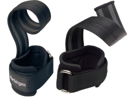 Harbinger Big Grip Pro Lifting Straps