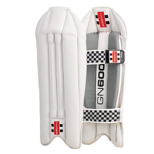 Gray Nicolls GN 600 Youth Wicket-Keeper Leg Guards 25851-Y