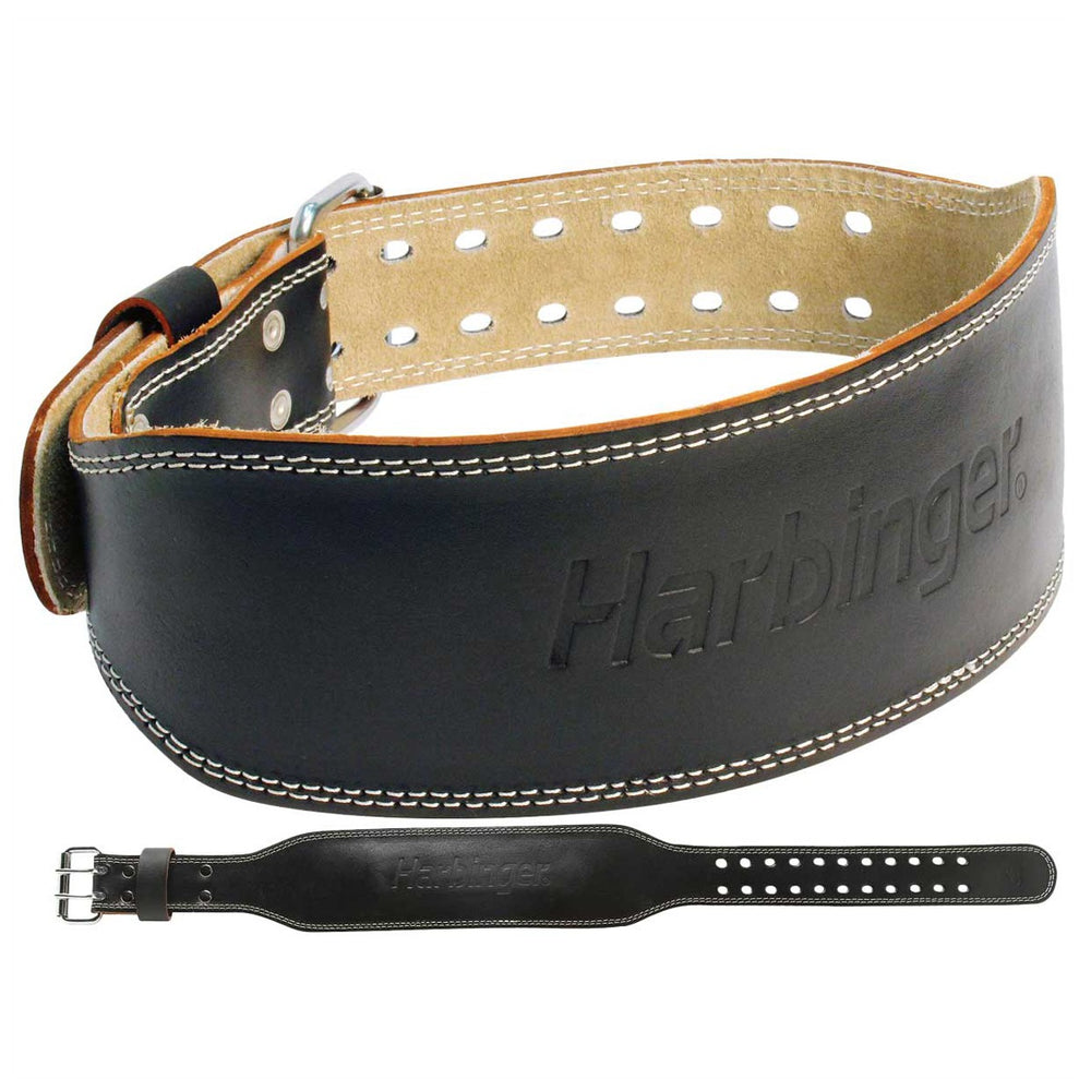 Harbinger 4'' Padded Leather Belt_28430