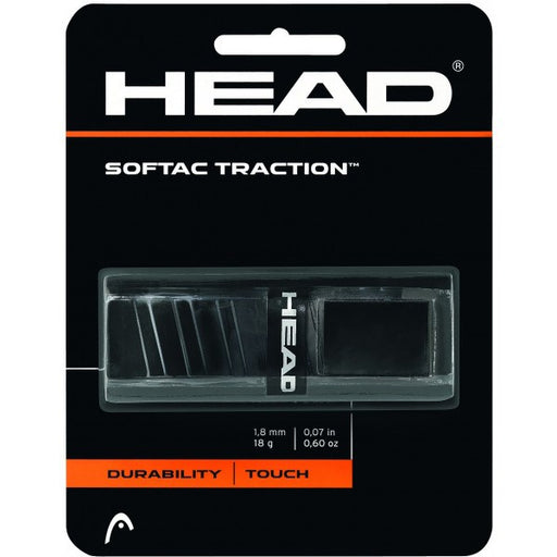 Head Softac Traction Replacement Grip - Black