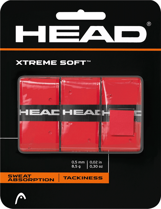 Head Extreme Soft Overgrip - Red