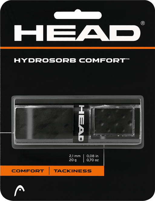 Head Hydrosorb Replacement Grip - Black