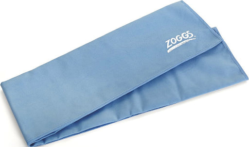 Zoggs Elite Microfibre Towel - Blue