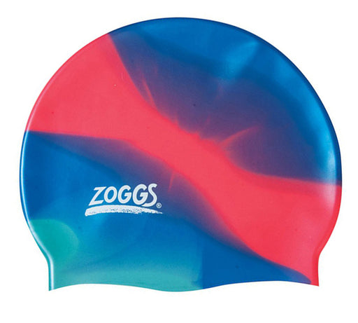 Zoggs Silicone Junior Swim Cap
