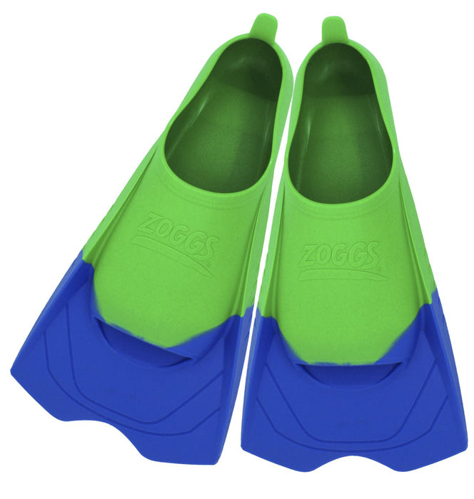 310392_Zoggs Ultra Silicone US Size 7-8 Fin - Green