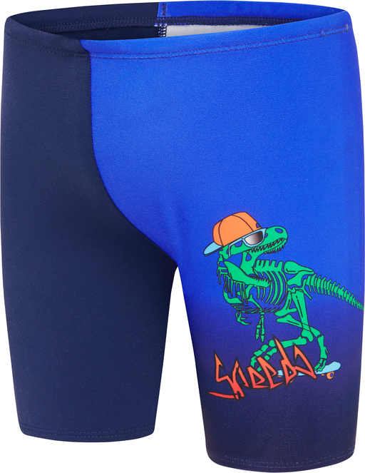 Speedo Junior Boys Gnarly Dino Jammer - Gnarly Dino