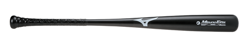 Mizuno MZM 271 Maple Elite Wooden Baseball Bat - Matte Black_340423.9090