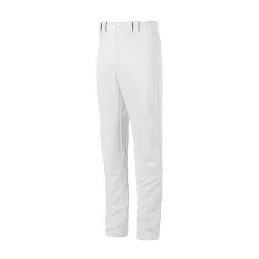 Mizuno Mens Softball Premier Pro Pant - White_350386.0000