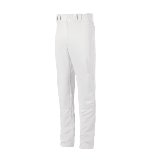 Mizuno Youth Select Softball Pro Pant - White_350389.0000