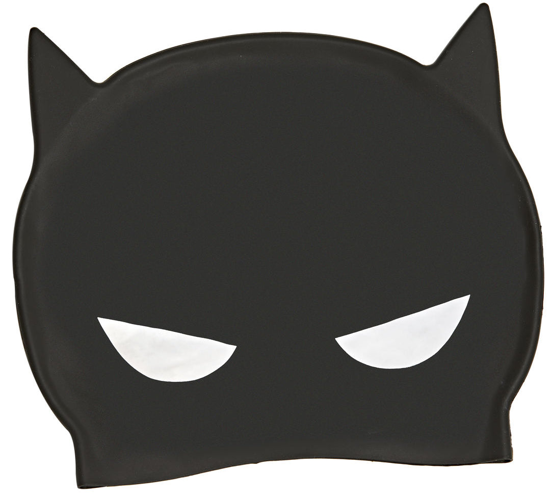 Zoggs Batman 3D Silicone Junior Swim Cap_382426