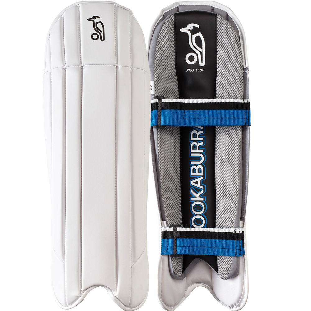 Kookaburra Pro 1500 Adult Wicket Keeping Pads_3K19103C