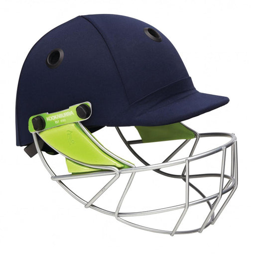 Kookaburra Pro 600 Medium Cricket Helmet - Navy