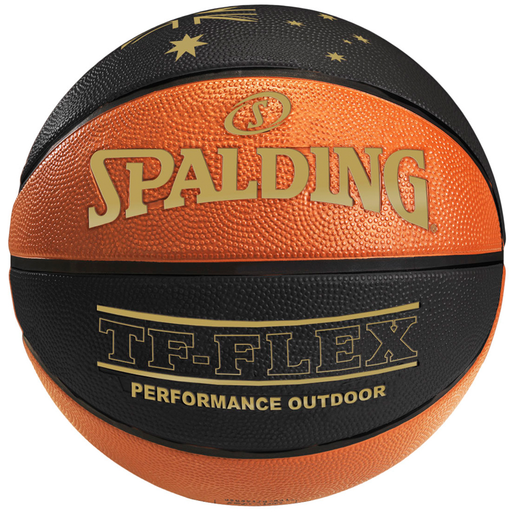 Spalding Basketball Australia TF-Flex Outdoor Size 7 Basketball