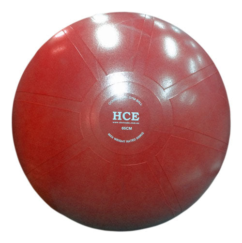 HCE 55cm Commercial Gym Ball_GA-3055-HC