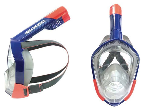 Land & Sea Orpheus Junior Full Face Mask