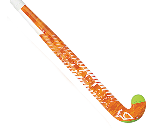 Kookaburra Inferno 36.5 L-Bow Hockey Stick - Orange_6A1281K