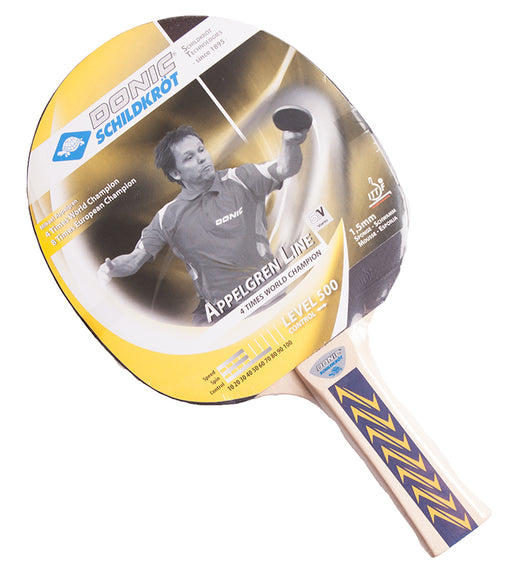 Donic Appelgren 500 Table Tennis Bat
