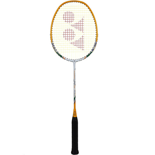 Yonex Nanoray Light 11i Badminton Racquet - White/Orange_26195-5u5-Strung