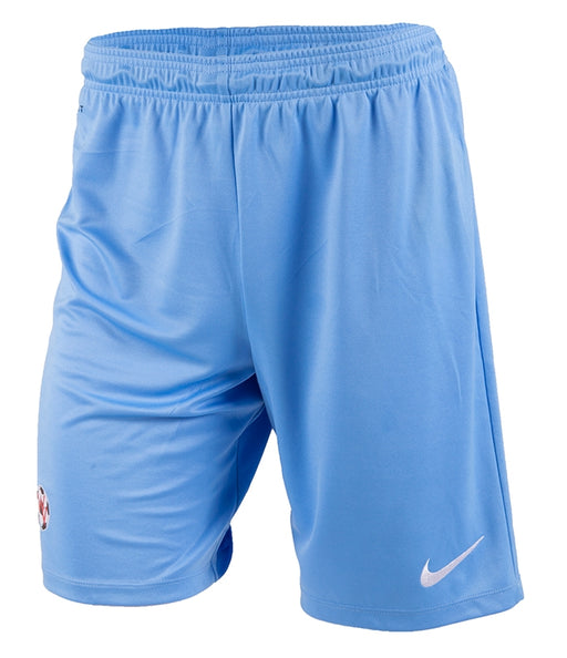 Nike Woden Valley Mens Park Knit Short - Uni Blue