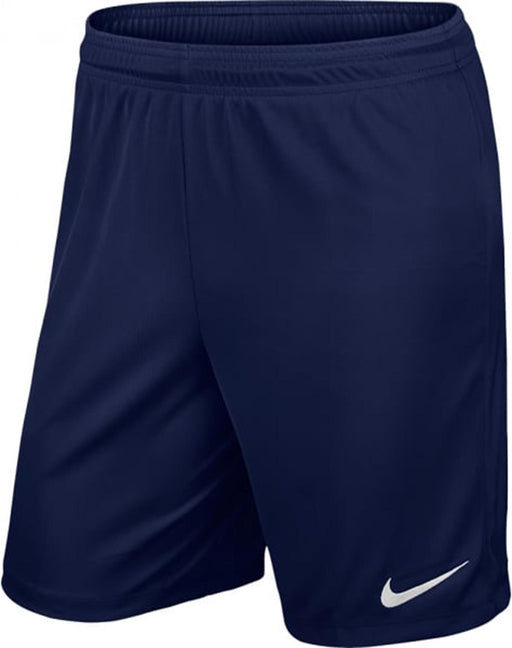 Nike Youth Park Knit II Short - Navy