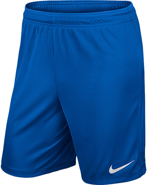 Nike Youth Park Knit II Short - Royal