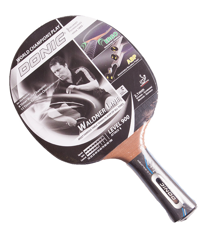 Donic Schildkröt Waldner 900 Table Tennis Bat with ABP_754893