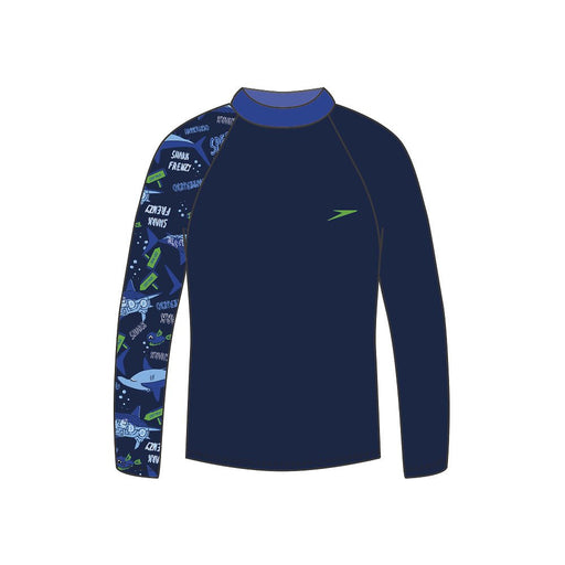 Speedo TBoys Long Sleeve Rashie