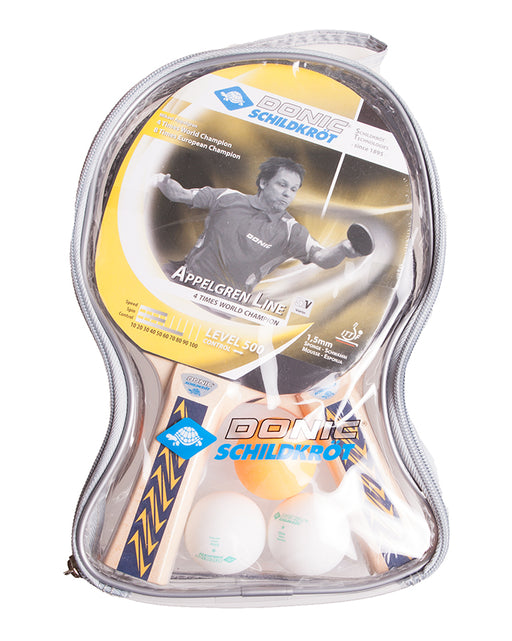 Donic Appelgren 500 2 Player Table Tennis Set
