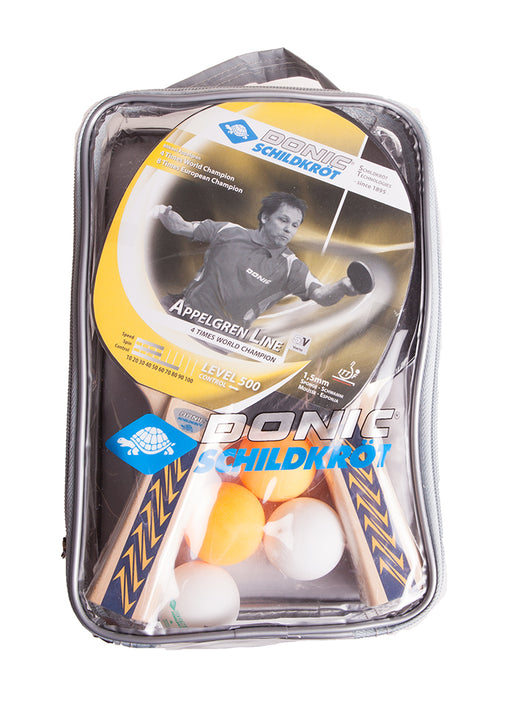 Donic Appelgren 500 4 Player Table Tennis Set