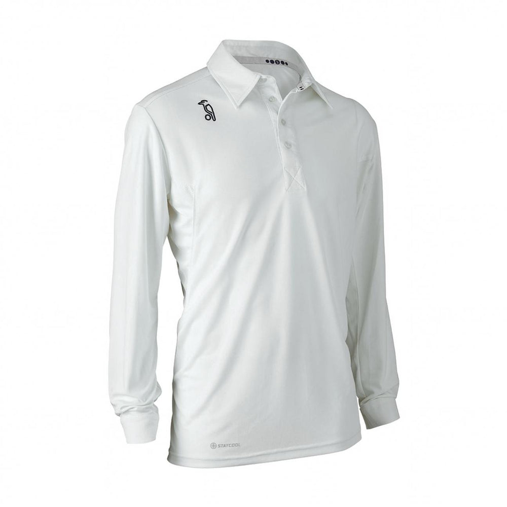 Kookaburra Pro Player Long Sleeve Cricket Shirt_7S181102