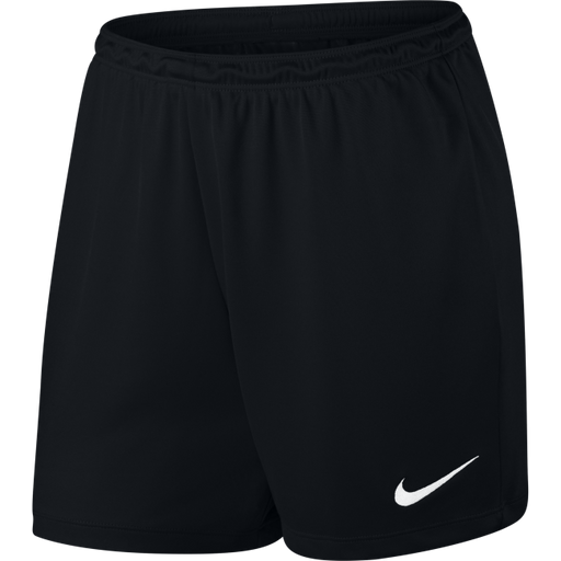 Nike Womens Park Knit II Short - Black_833053-010