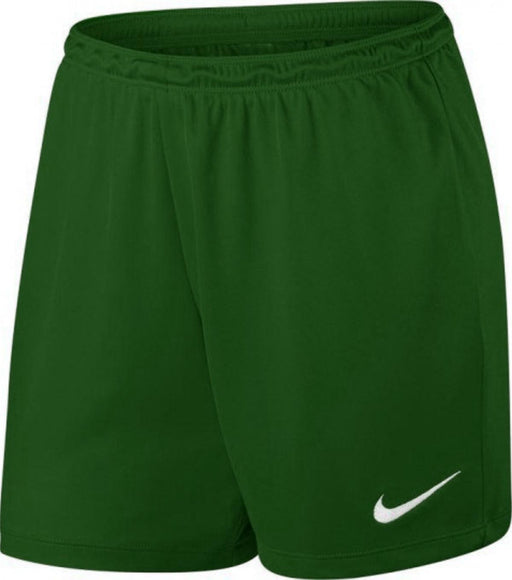 Nike Womens Park Knit II Short - Pine Green