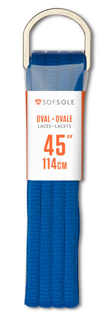 84830_Sof Sole Oval Laces - Royal