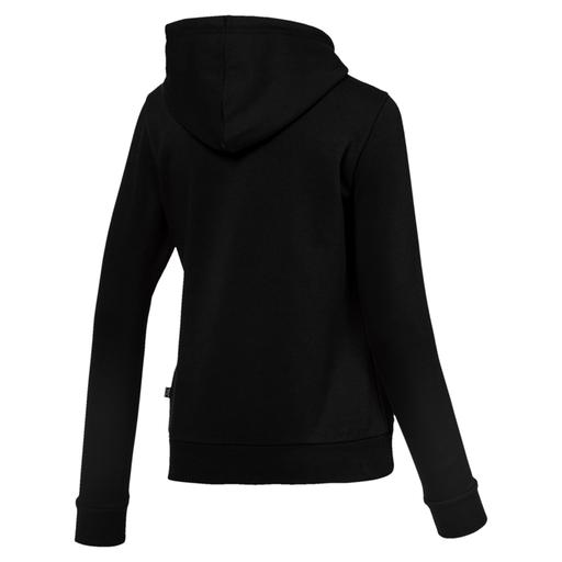 Puma Essential Womens Fleece Hoodie - Black