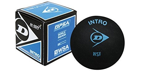 Dunlop Intro Single Squash Ball_DWDQ03731D