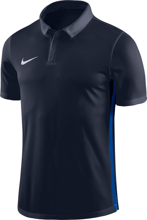 Nike Youth Dry Academy 18 Polo - Obsidian/Royal