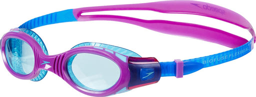 Speedo Biofuse Futura Flexiseal Junior Goggles - Purple/Surf