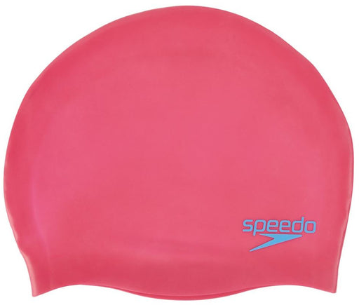Speedo Moulded Silicone Junior Swim Cap - Ecstatic