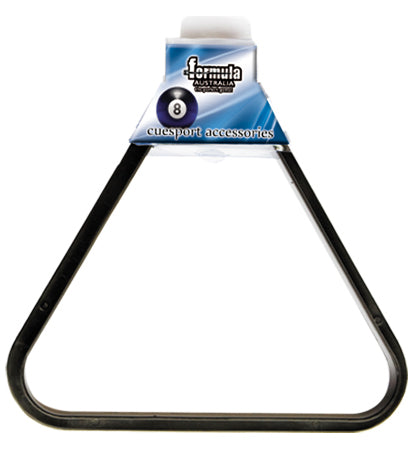 "Formula PVC 1 7/8"" 15 Ball Billiard Triangle"