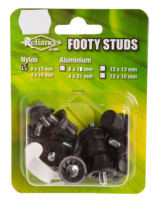 Reliance 8/13Mm Replacement Nylon Studs (12Pk)