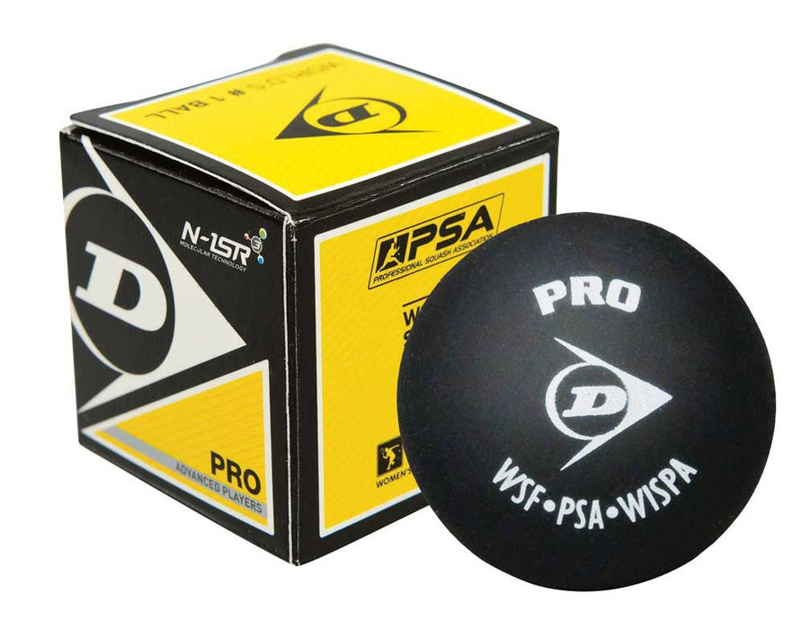 Dunlop Pro Single Squash Ball_DWDQ03731A